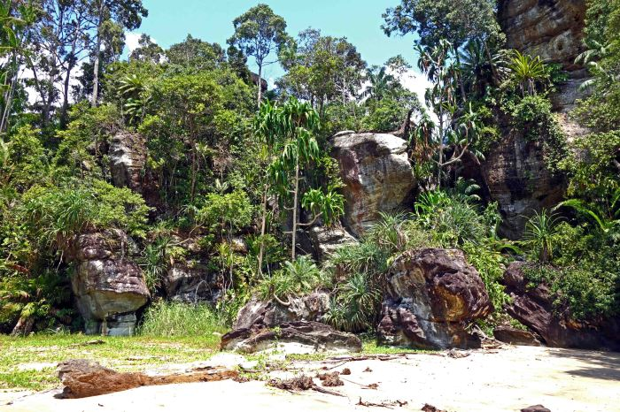 Bako National Park, Sarawak
