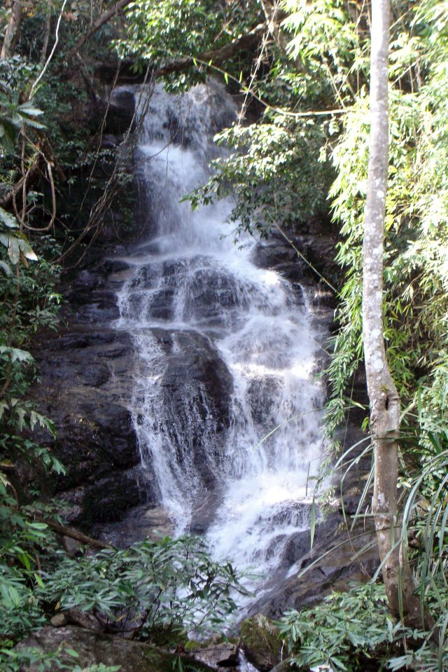 Sai Yoi Waterfall in Doi Sutep-Pui NP