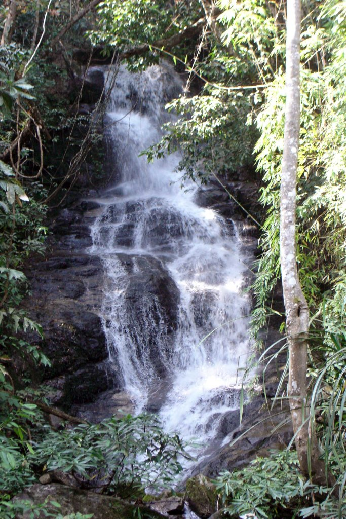 Sai Yoi Waterfall in Doi Sutep-Pui NP