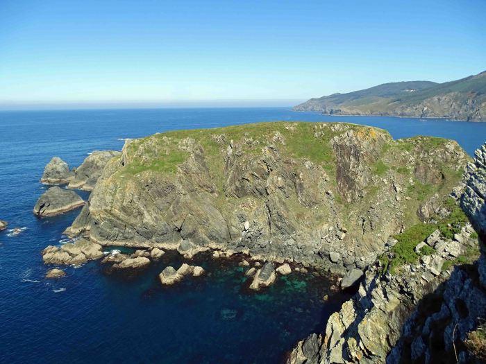 Punta Corveira – between Cedeira and Valdoviño – Galicia, Spain