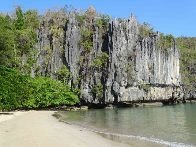 Puerto Princesa (formerly St Paul's) Subterranean River National Park on Palawan